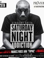 The Saturday Night Addiction