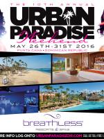 URBAN PARADISE DR 10th ANNIVERSARY