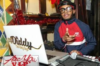 The Ugly Sweater Christmas Party At Falucka Lounge & Soca Revenge At Katra Lounge 12.24.17