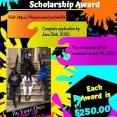The Ann M. Toussaint Scholarship Award