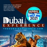 THE DUBAI EXPERIENCE 2021