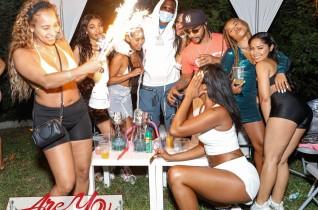 Village BDay Celebration Summer Splash Pool Party 8.15.20
