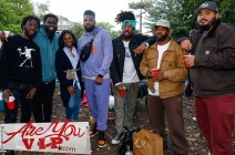 The Big 39 Lonnie Last Minute BDay Picnic At Fort Greene Park 10.24.20