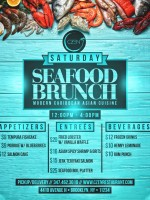 Seafood Brunch Saturdays