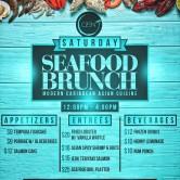 Seafood Brunch Saturdays