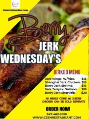 Berry Jerk Wednesdays