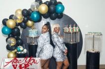 Shanay & Vicky Twerk N Paint BDay Party At Monikerr's Townhouse 10.18.20