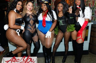 Halloween Saturday Purge Brunch Edition At 5th & Mad 10.31.20