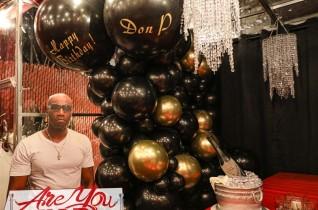 Don P Birthday Party At Sugar Cane 12.18.20