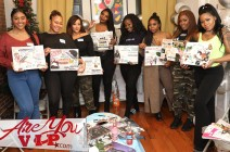 Minding Your Beautiful Business 2021 Vision Board Party Hosted By Brenda 1.17.21