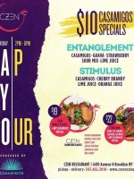 Czen Happy Hour Specials