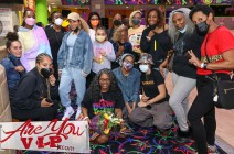 Birthday Celebration At Roller Rink 3.26.21