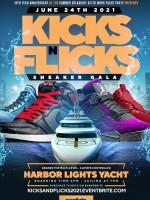 KICKS -N- FLICKS SNEAKER GALA